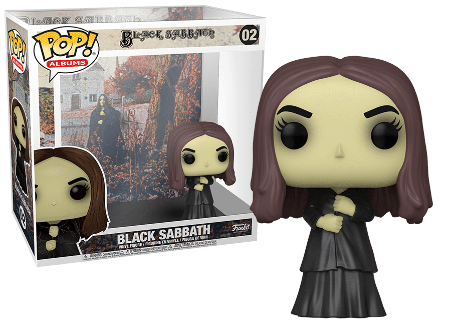 Funko Pop! Albums: Black Sabbath #02