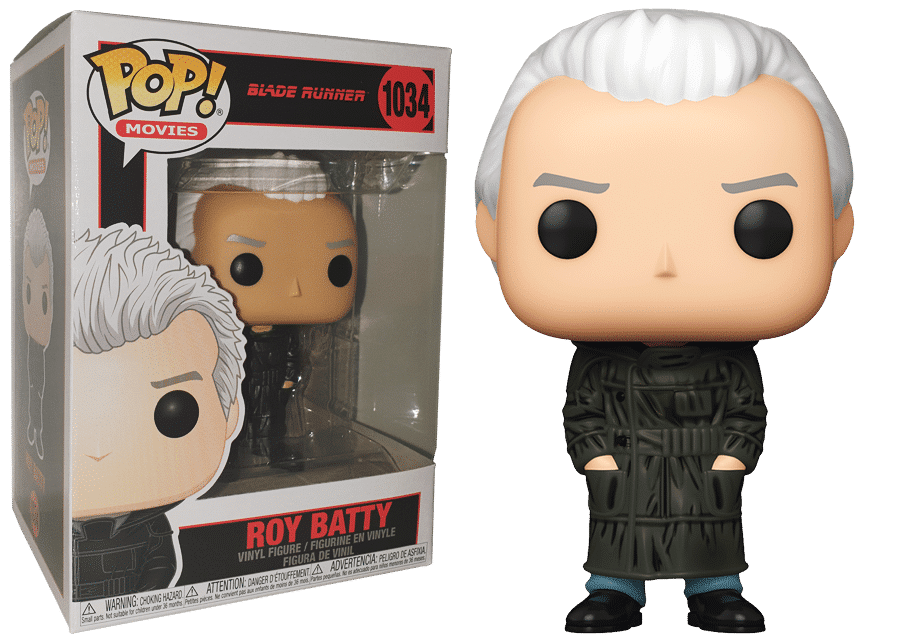 Funko Pop! Blade Runner: Roy Batty #1034
