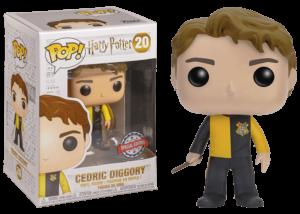 Funko Pop! Harry Potter: Cedrig Diggory TriWizard #20