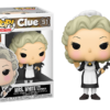 Funko Pop! Clue: Mrs. White with Wrench #51