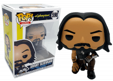Funko Pop! Cyberpunk 2077: Johnny Silverhand #590