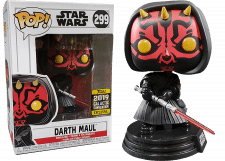 Funko Pop! Star Wars: Darth Maul #299