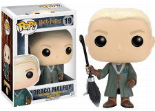 Funko Pop! Harry Potter: Quidditch Draco #19