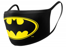 Facemask: Batman (Logo) 2-Pack