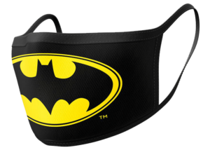 Facemask: Batman (Logo) 2-Pack