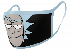 Facemask: Rick and Morty (Rick)