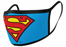 Facemask: Superman (Logo)