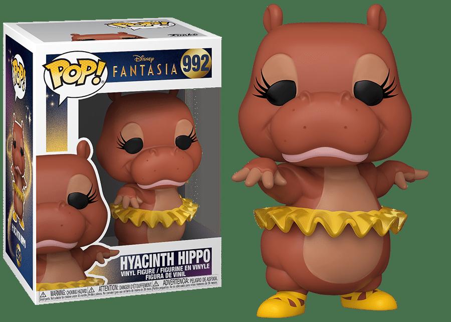 Funko Pop! Fantasia: Hyacinth Hippo #992