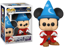 Funko Pop! Fantasia: Sorcerer Mickey #990