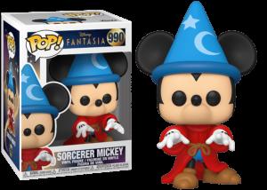 Funko Pop! Fantasia: Sorcerer Mickey #990