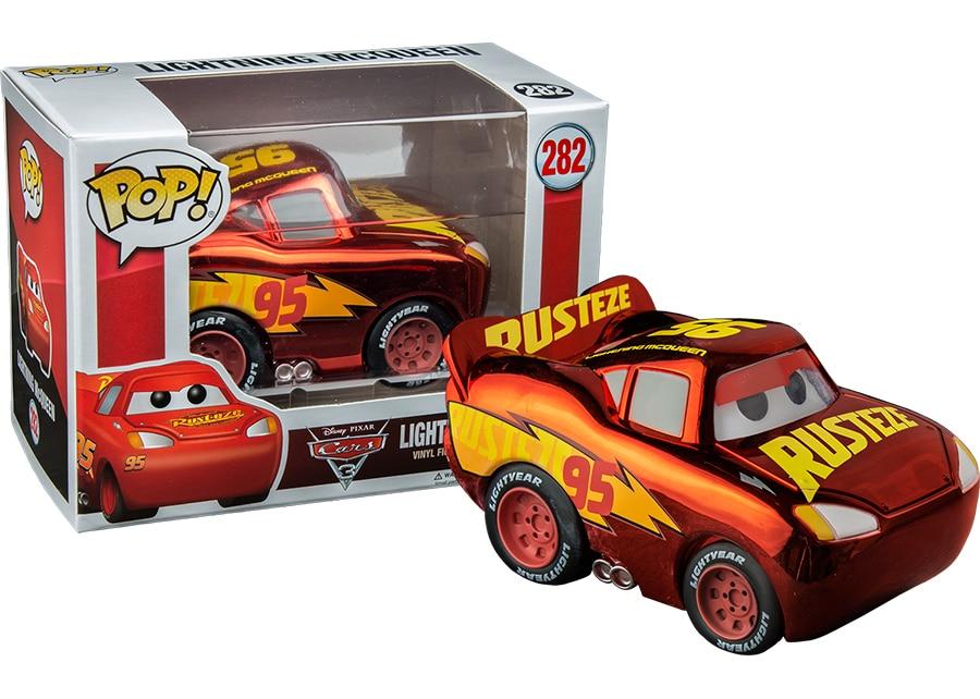 Funko Pop! Cars: Lightning McQueen MT #282