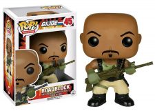 Funko Pop! G.I. Joe: Roadblock #45