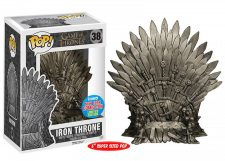 Funko Pop! Game of Thrones Iron Throne NYCC