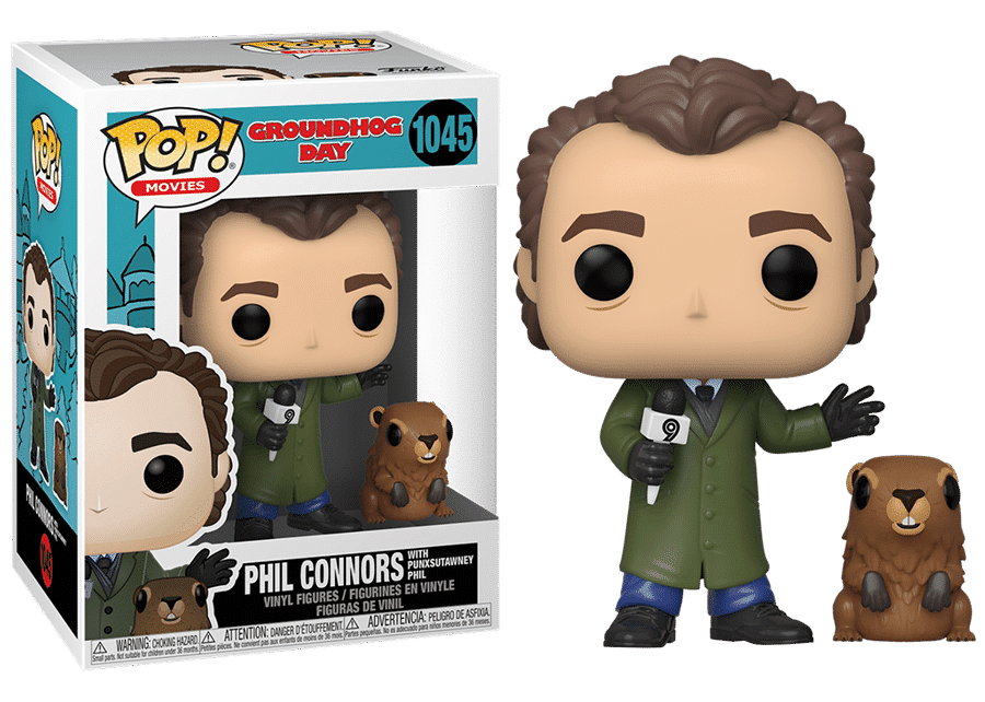 Funko Pop! Groundhog Day: Phil Connors #1045