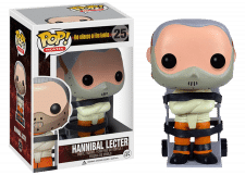 Funko Pop! Silence of the Lambs: Hannibal Lecter #25