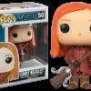 Funko Pop! Harry Potter Ginny Weasley in Quidditch Robes #50
