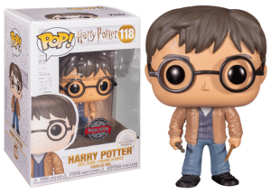 Funko Pop! Harry Potter: Harry with Two Wands #118