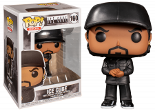 Funko Pop! Rocks: Ice Cube #160