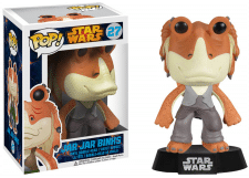 Funko Pop! Star Wars: Jar Jar Binks #27
