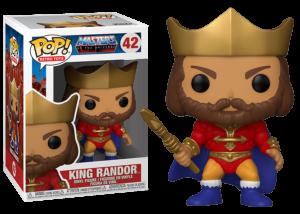 Funko Pop! MOTU: King Randor #42