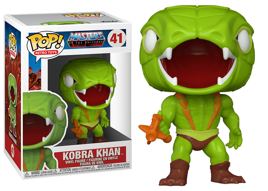 Funko Pop! MOTU: Kobra Khan #41