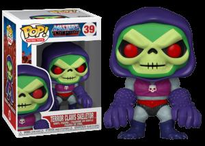 Funko Pop! MOTU: Terror Claws Skeletor #39