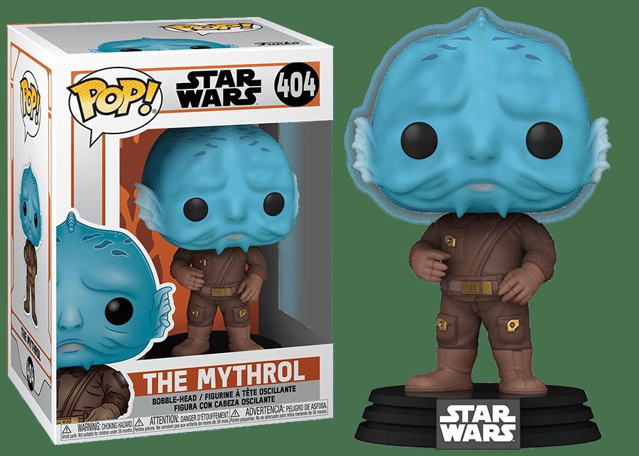 Funko Pop! The Mandalorian: The Mythrol #404