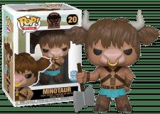 Funko Pop! Myths: Minotaur #20