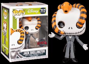 Funko Pop! NBC: Jack Skellington with Snake #717