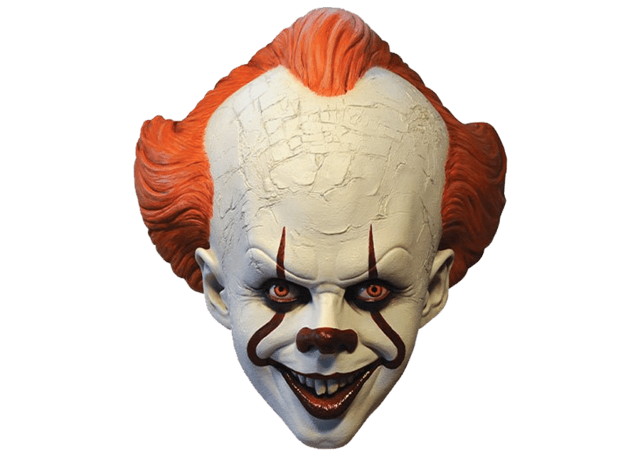IT (2017) Latex Mask Pennywise