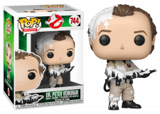 Funko Pop! Ghostbusters: Dr. Peter Venkman (marshmallow) #744