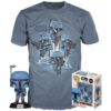 Funko Pop! & Tee Marvel: Death Watch Mandalorian #354
