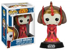 Funko Pop! Star Wars: Queen Amidala #29