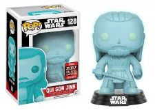 Funko Pop! Star Wars: Qui Gon Jinn #128