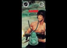 Rambo Buddha Necklace - Limited Edition