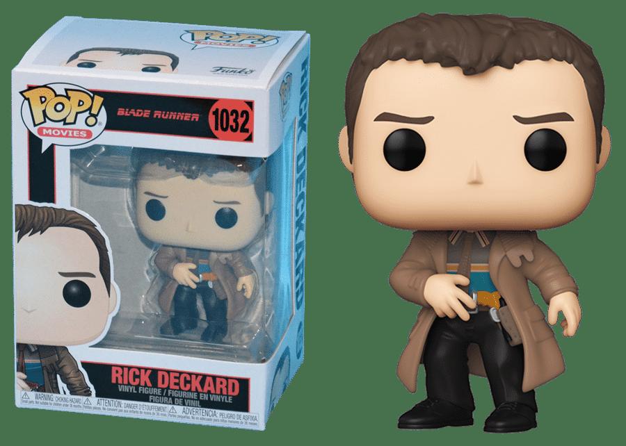 Funko Pop! Blade Runner: Rick Deckard #1032