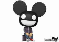 Funko Pop! Rocks: Deadmau5