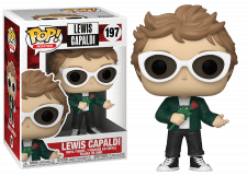 Funko Pop! Rocks: Lewis Capaldi #197