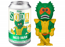 Funko SODA Vinyl: MOTU - Mer-Man