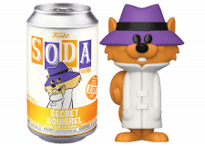 Funko SODA Vinyl: Secret Squirrel