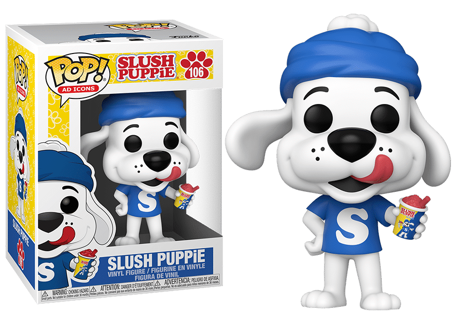 Funko Pop! Ad Icons: Slush Puppie #106