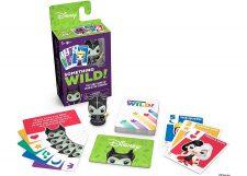 Funko Pop! Disney Villains: Something Wild Card Game
