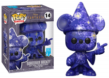 Funko Pop! Fantasia: Mickey #1 Artist Series #14