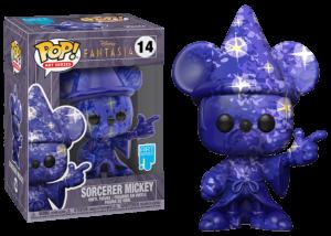 Funko Pop! Fantasia: Mickey #1 Artist Series #14