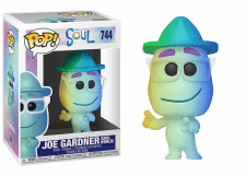 Funko Pop! Soul: Joe Gardner (soul world) #744