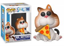 Funko Pop! Soul: Mr Mittens #743