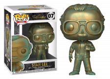Funko Pop! Marvel: Stan Lee Patina #07