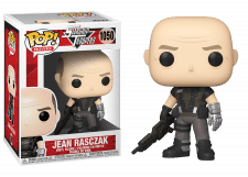 Funko Pop! Starship Troopers: Jean Rasczak #1050