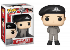 Funko Pop! Starship Troopers: Johnny Rico #1047