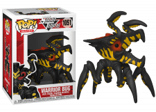 Funko Pop! Starship Troopers: Warrior Bug #1051
